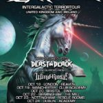 Gloryhammer UK tour with Beast In Black and Wind Rose!
