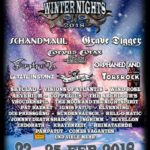Japan tour and Wacken Winter Nights 2018