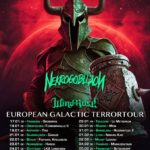 European Galactic Terrortour! Gloryhammer + Nekrogoblikon + Wind Rose!